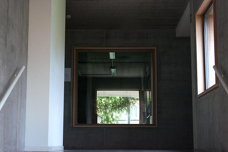 Intérieur du musée de la photographie