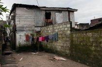Une maison dans le quartier Congo de Douala