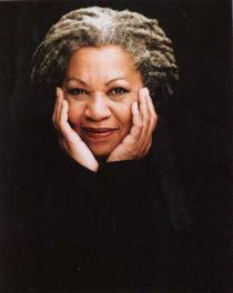 Portrait de l'auteure Toni Morrison