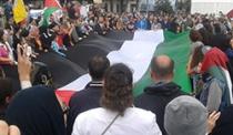 Manifestation pour la Palestine - Lille juillet 2014